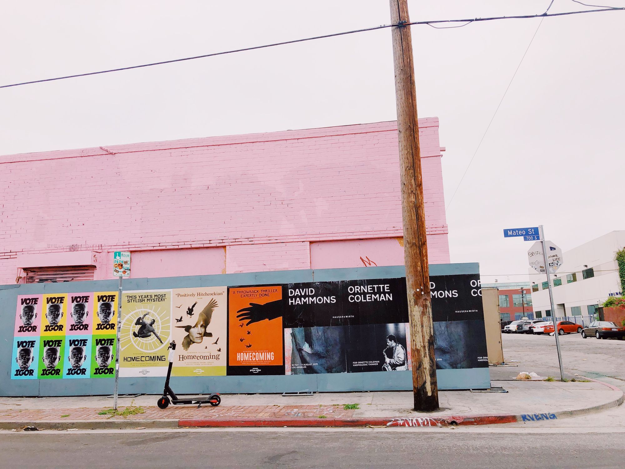 Mateo St, Los Angeles, CA 90021, USA, United States