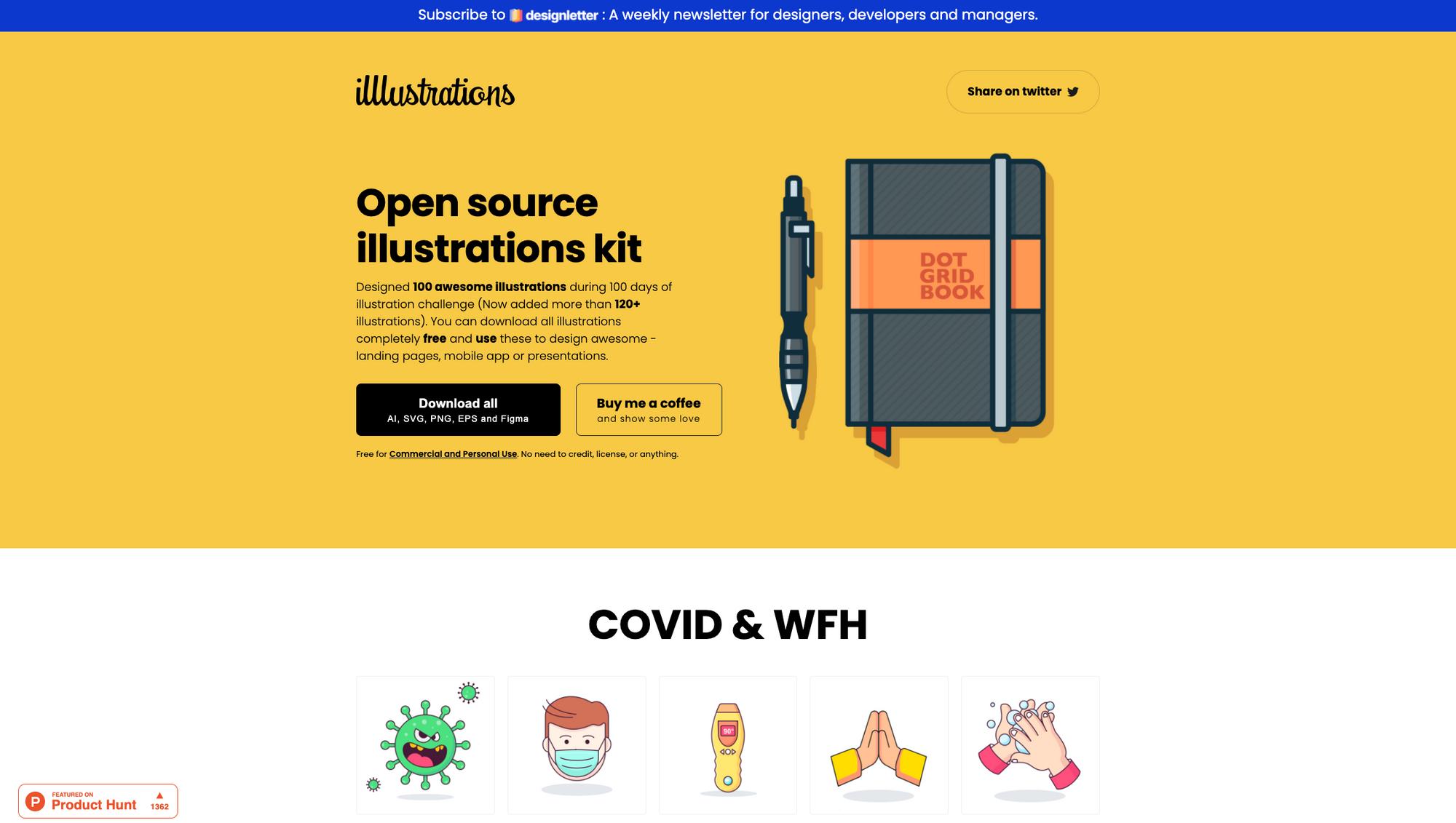 Virjay Vermas' illustration site