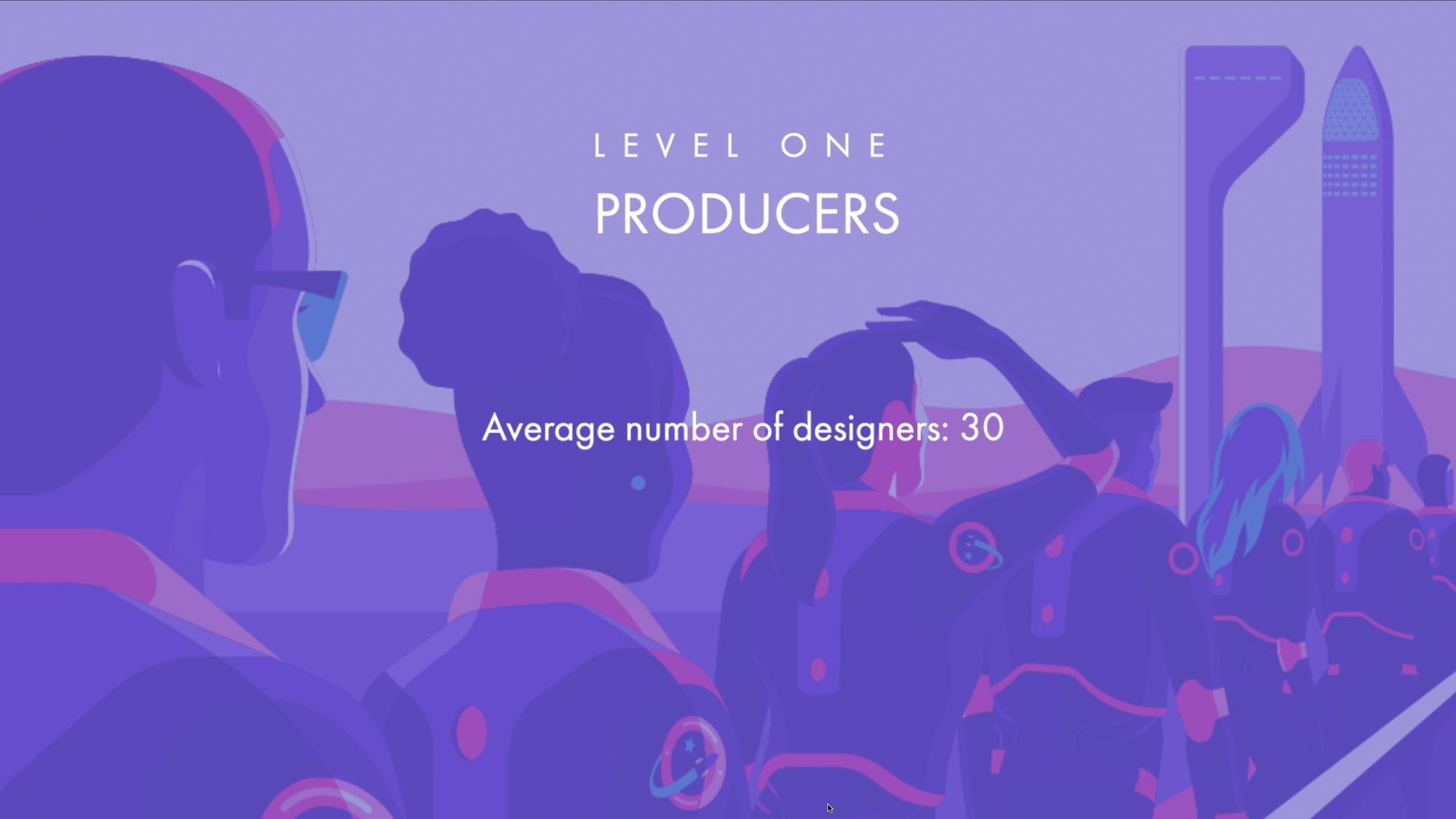 Level one producers
